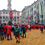 Battle of the Oranges 150x150 Battle of the Oranges (Ivrea Carnival) – Italy