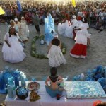 Yemanja (Festival of the Goddess of the Sea) – Montevideo & Punta Del Este, Uruguay
