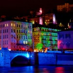 Fete des Lumieres (Festival of Lights) – Lyon, France