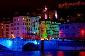 Festival of Lights (Fete des Lumieres) – Lyon, France