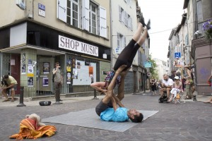 Aurillac International Street Theater Festival in Aurillac France 300x200 Aurillac International Street Theater Festival – Aurillac, France