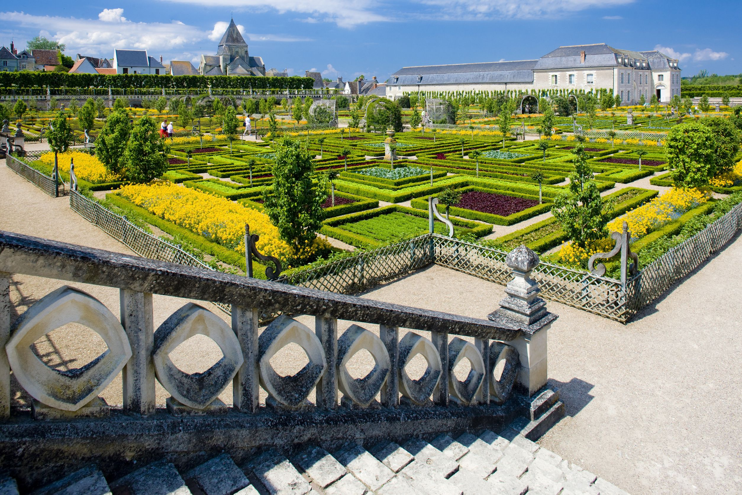 Chaumont garden festival loire valley france world for Jardin je france