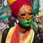 Notting Hill Carnival in London, England