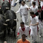 Running of the Bulls in Pamplona Spain1 150x150 Running Of The Bulls (San Fermin Festival) – Pamplona, Spain