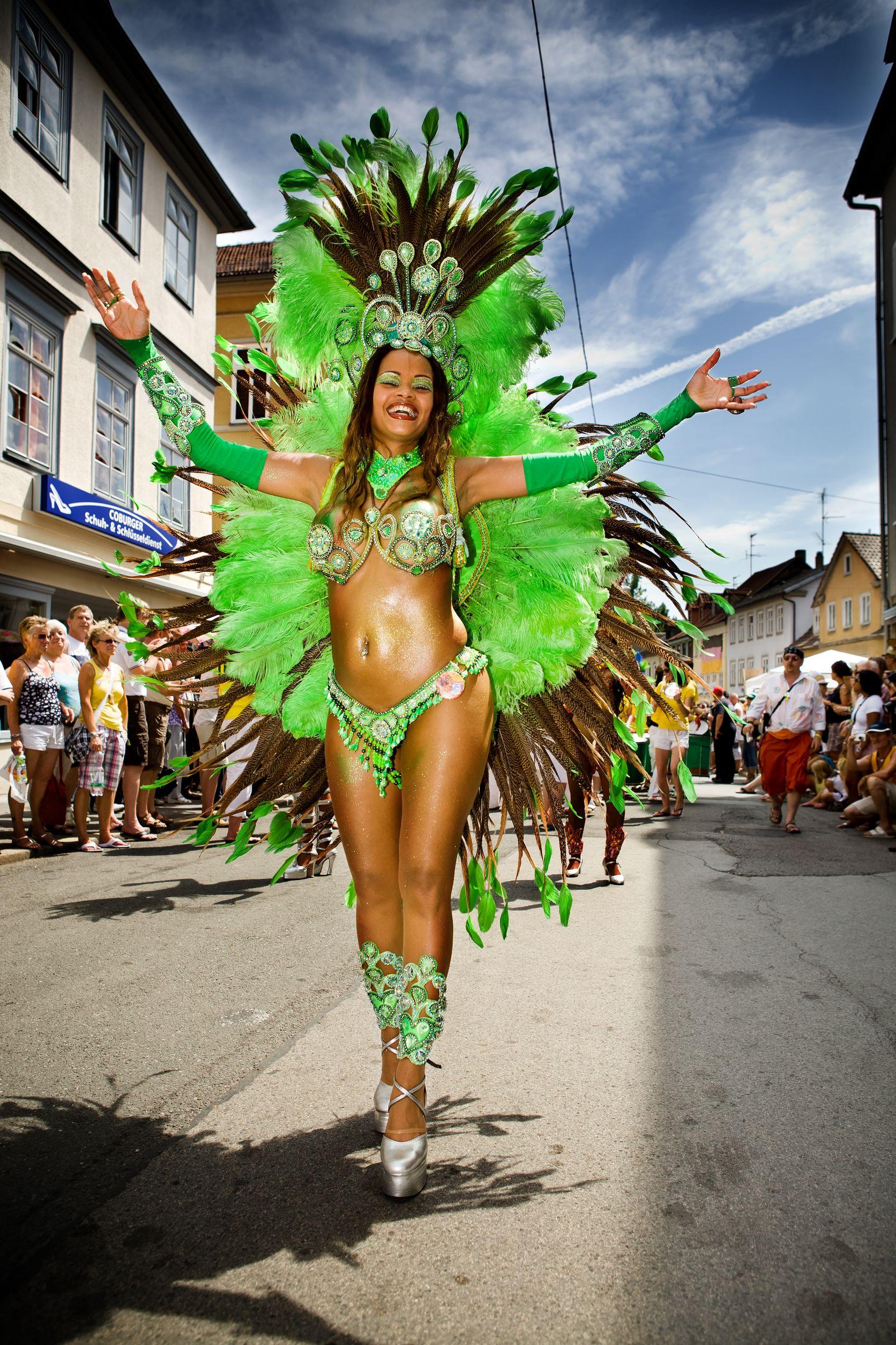 Samba Coburg 2021 Programm