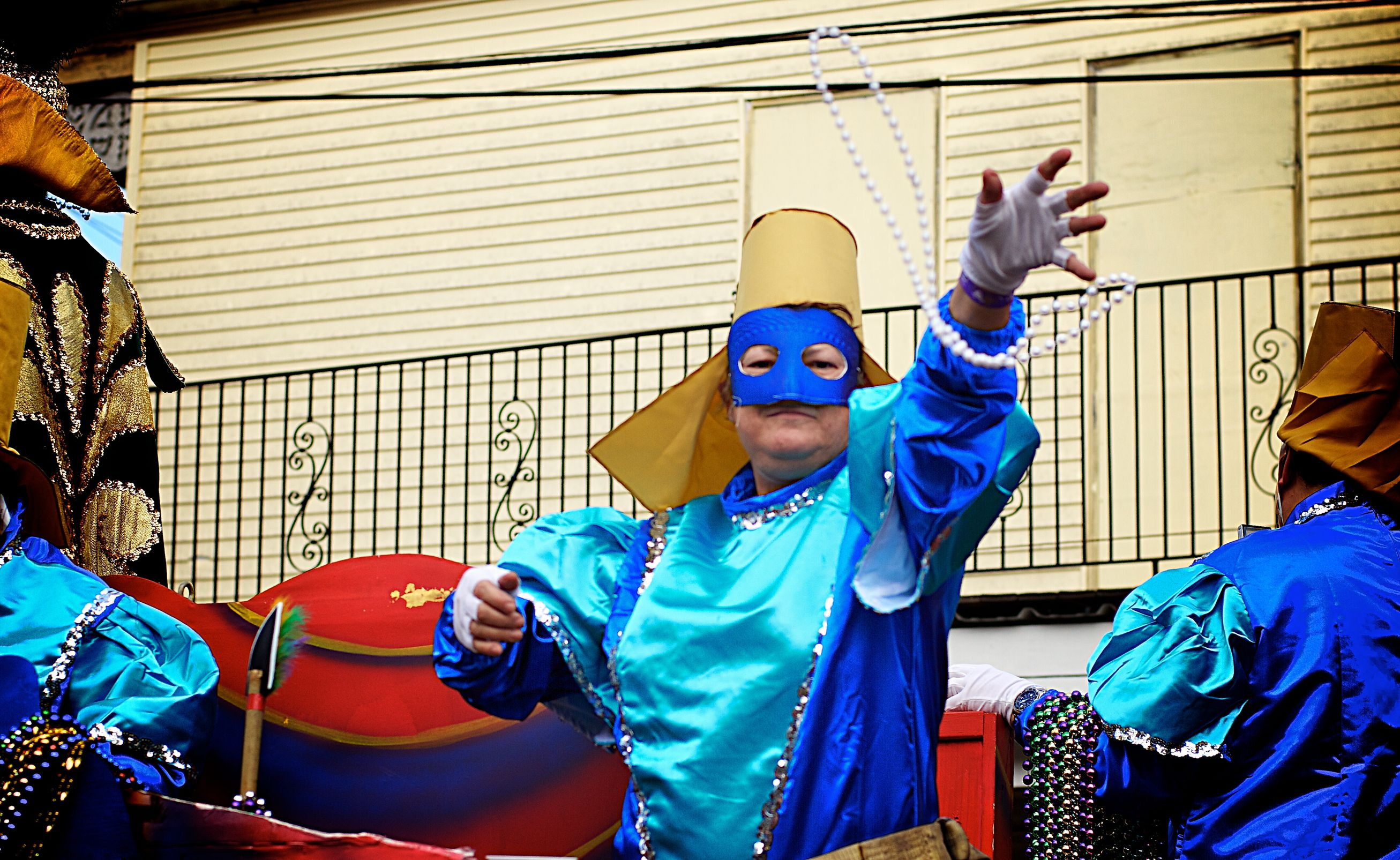 New Orleans Mardi Gras New Orleans Louisiana World